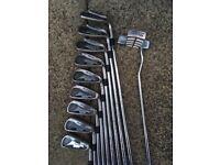 Mizuno golf clubs