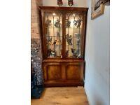 Display Cupboard Vintage/Antique