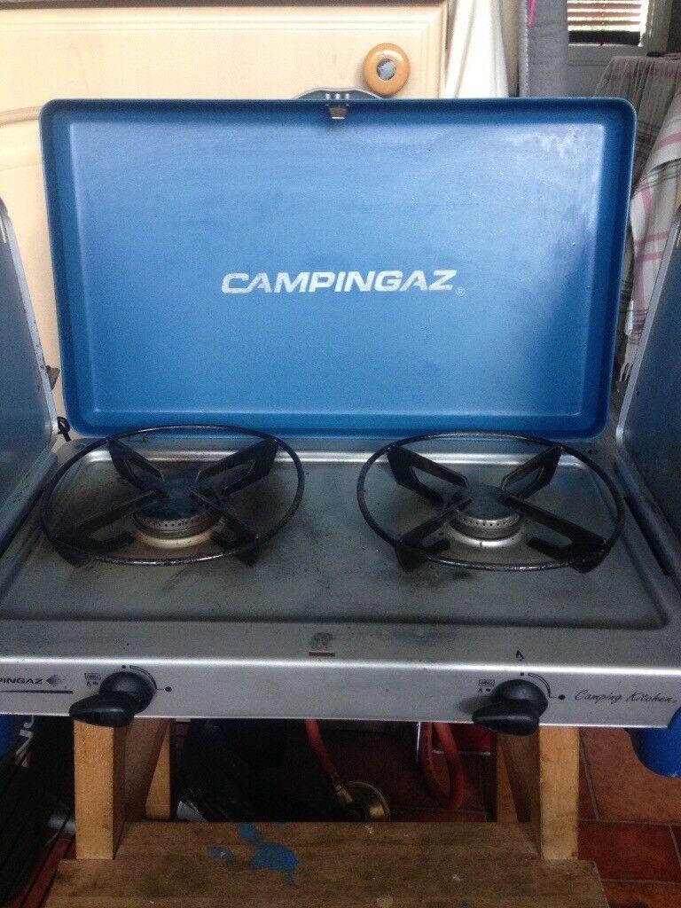 Camping gaz picnic stove brand new