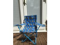 Kids Camping Chair - great for family hikes or festivals