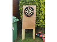 Dart Board (SOLD)