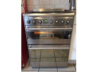 Smeg Dual Fuel SUK62MFX5 Double Oven - Used, Pick up only