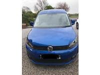 2014 VW caddy NO VAT!