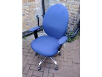 Office chair in good condition. 3 available