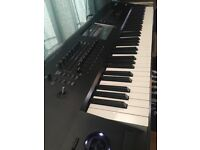 Korg Kronos X 73 - Immaculate Condition - Never Gigged - Korg Hard Case - Double Braced Stand