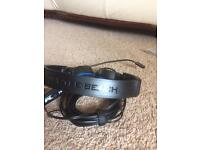 PS3 - Headset - Wired - Ear Force PLA - Gaming Headset W/Mic (Turtle Beach)