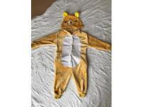 Teddy bear onesie pyjamas or fancy dress