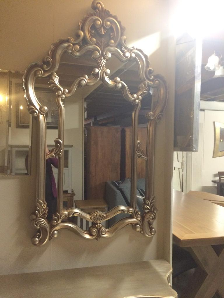Console tables and mirror special offerin Dungannon, County TyroneGumtree - we are between dungannon and coalisland in derryvale our postcode is bt71 4dy we can deliver 02887748685 open Monday to Saturday feel free to call down derryvale wood products