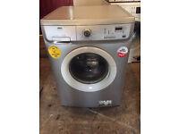 Digital ZANUSSI ZWD12270S Washing Machine Fully Working with 4 Month Warranty