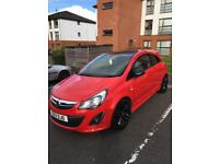 Vauxhall Corsa Limited Edition 2013 with BLUETOOTH AND CRUISE CONTROL
