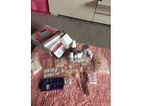 Acrylic nail starter kit