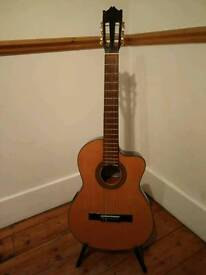 Ibanez Electro Classical Cutaway Guitar