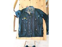 Barbour International Waxed Jacket