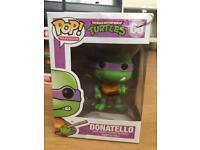 Pop Funko TMNT Donatello DAMAGED BOX