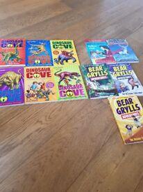 Childrens adventure books