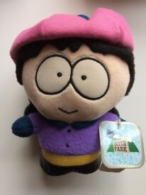South Park soft toys with tags – Price for each. Selection of 4 - Excellent Collectible