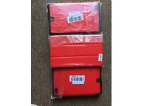 Joblot 11 of Acer Iconia One 8 Smart Case for Acer Iconia One 8 B1-850 inch Tablet (Red) cases