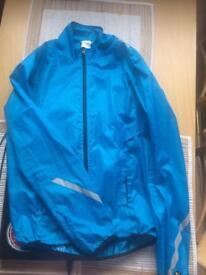Cycling windbreaker jacket