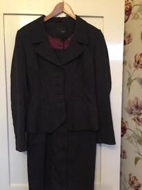 Ladies dress/jacket suit. Next size 8