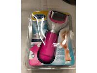 Scholl velvet skin foot remover..brand new..must be seen..sell £15