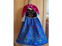 Disney's Frozen Anna Outfit Halloween Dress Up Age 2-3 Years