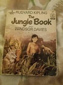 Jungle book audio