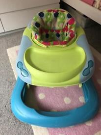 Chicco baby walker
