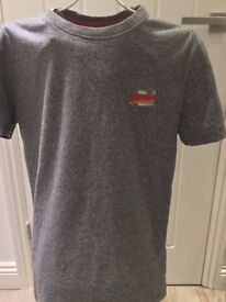 Superdry T shirt (Grey) Excellent condition