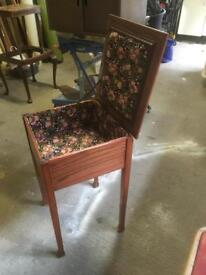 Needlework/ side table