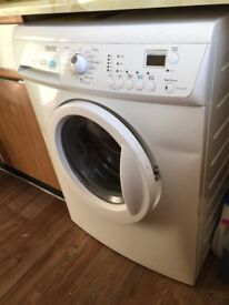 Zanussi ZWGB7160p Washing Machine - 6 months old