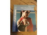 The Complete Guide to Kettlebell Training book, excellent condition
