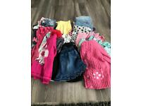 Girls clothes 3-4 year's
