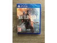 Battlefield 1 New & Sealed Ps4