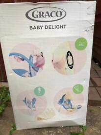 Graco baby delight swing hide and seek