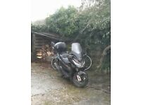 Honda Forza 125 (65 plate) low mileage —-may swap for car