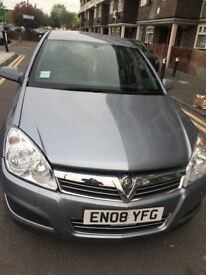 VAXHAULL ASTRA 2008 1.4 i 16v Life 5dr FOR SALE!! LADY OWNER QUICK SALE!
