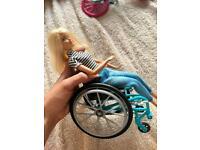 Barbie sets