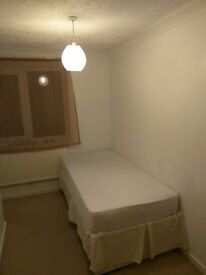 Single Room for Rent (Immediately available- very close to Martins Herons train station)
