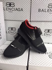 BALENCIAGA RACE RUNNERS SIZES FROM 3 TO 6