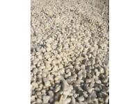 Polar White Stones 850kg approx