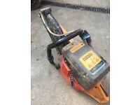 Petrol cutter , petrol saw