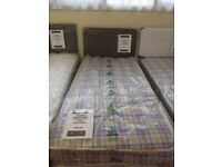 New Oxford Slidestore Myer Adams Single Bed with Mattress.