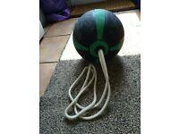 6kg Tornado Medicine Ball kettlebell (weights, cast, iron, dumbbells, vipr)