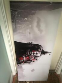 Batman Canvas Large