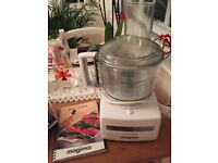 Magimix Compact 3200 Food Processor, white