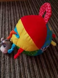 Nuby activity ball