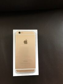 Mint condition Gold iPhone 6, 16GB - UNLOCKED