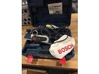 Bosch professional planer 110v in box