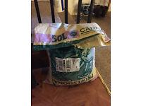 Canna 50L Terra Professional Soil Mix Bag for Potting or Garden