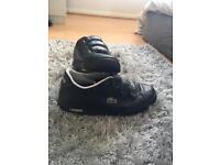 Lacoste black size 8